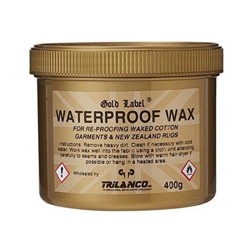 Gold Label Waterproof Wax 400g