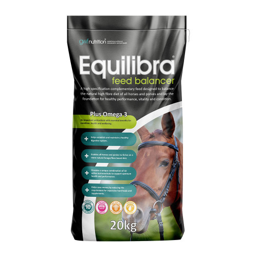 GWF Nutrition Equilibra 500 20 kg