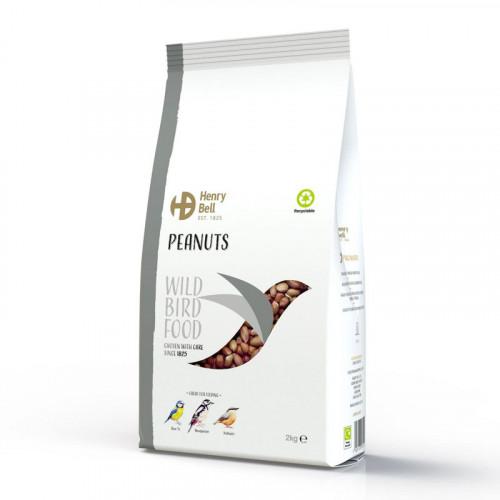 Henry Bell Peanuts 2kg