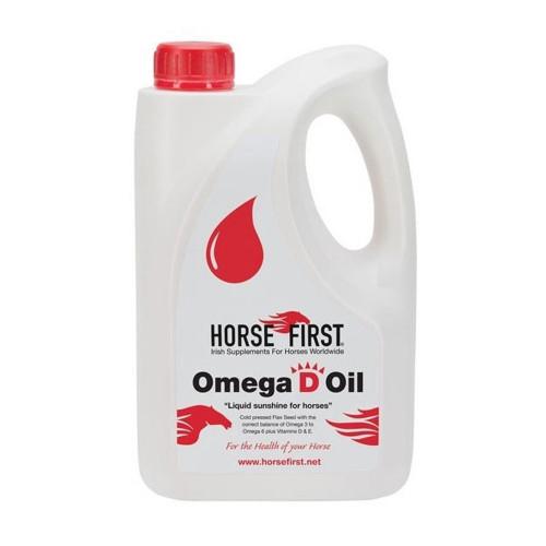 Horse First Omega D Oil 2 Litre