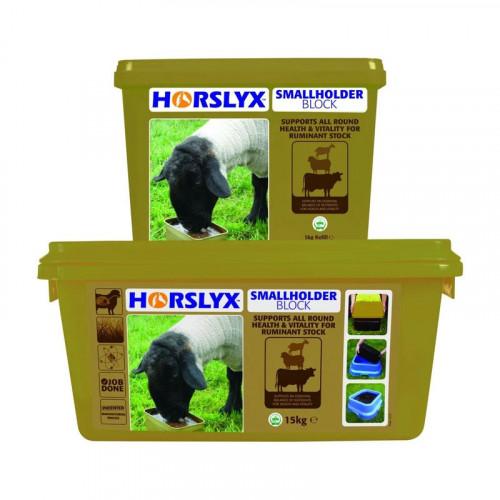 Horslyx Smallholder Block Refil 5kg