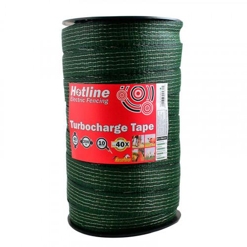 Hotline Turbocharge Tape 40mm Green 47TC46G-2