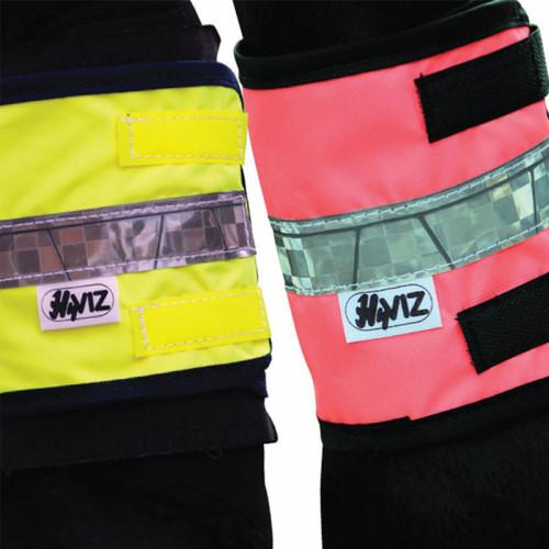 HyViz Leg Bands Pink Cob/Horse