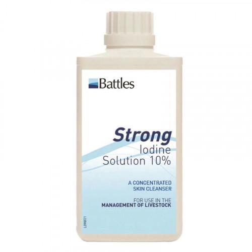 Iodine Solution 500ml