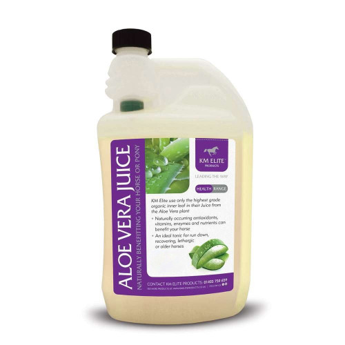 KM Elite Aloe Vera Juice 1 Litre