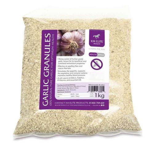 KM Elite Garlic Granules