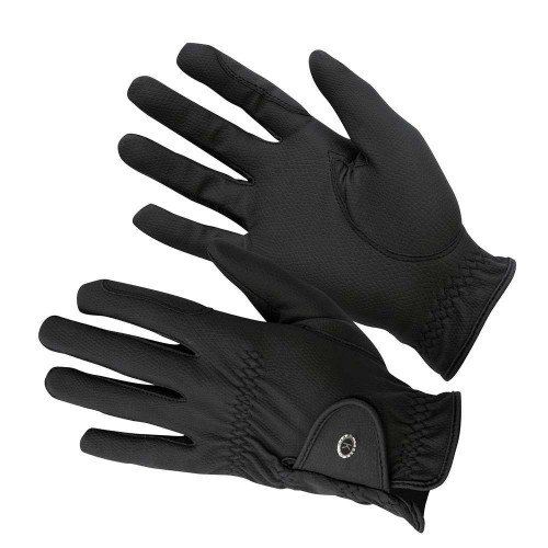 KM Elite Glove ProGrip Black Size 7