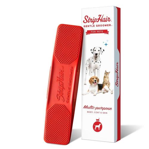 Strip Hair Gentle Groomer For Pets