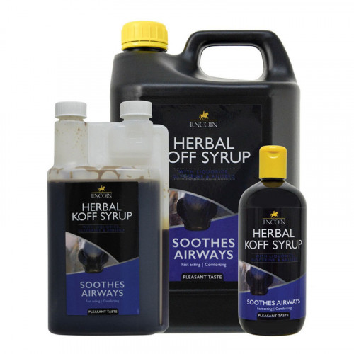 Lincoln Herbal Koff Syrup 1 Litre