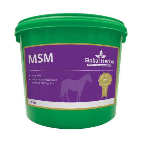 Global Herbs MSM Pure 1kg