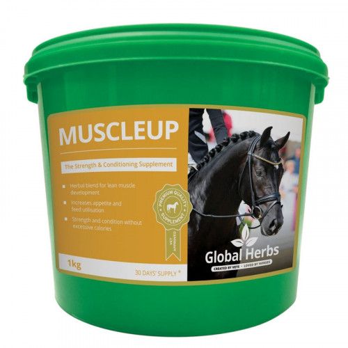 Global Herbs Muscle Up 1kg