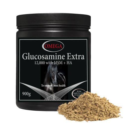 Omega Equine Glucosamine Extra 900g
