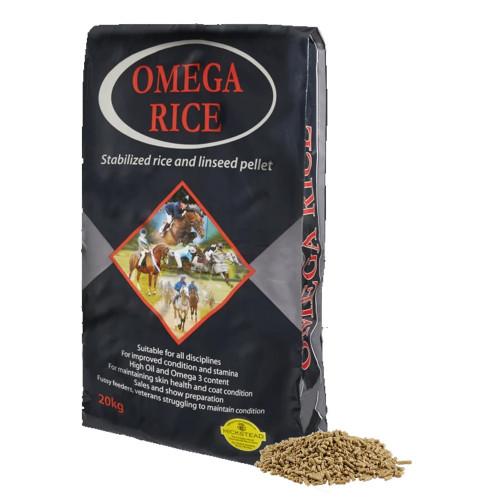 Omega Equine Omega Rice 20kg