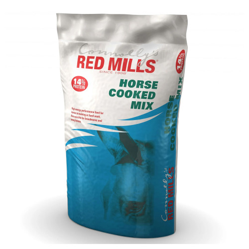 Red Mills Horse Cooked Mix 14%