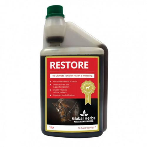 Global Herbs Restore Liquid 1 Litre