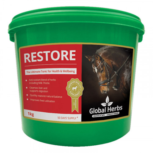 Global Herbs Restore 1kg