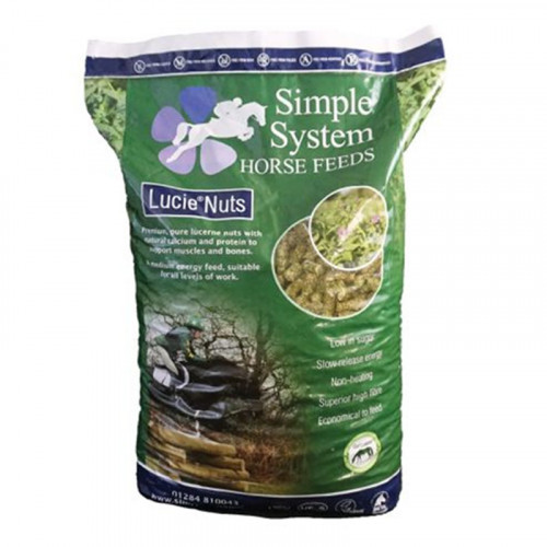 Simple System Lucie Nuts 20kg