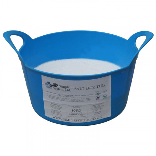 Simple System Salt Bucket