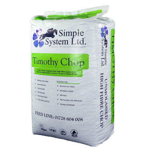 Simple System Timothy Chop 12.5kg