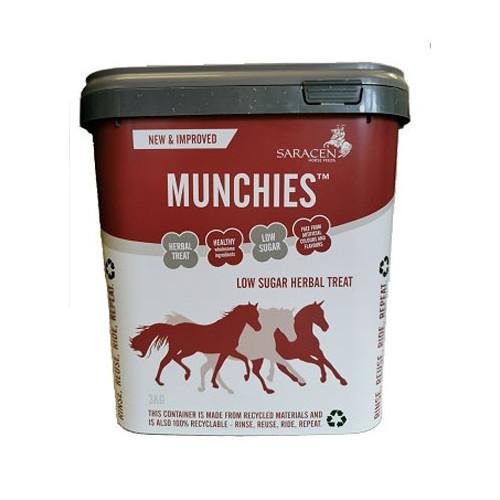 Saracen Munchies 3kg New Tub