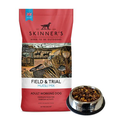 Skinner's Field & Trial Muesli 15kg