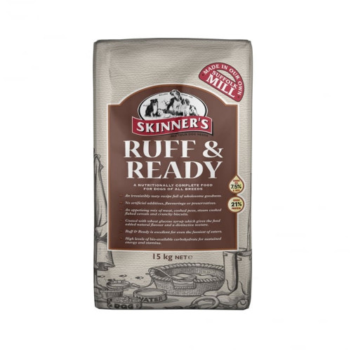 Skinner's Ruff & Ready15kg