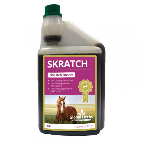 Global Herbs Skratch Syrup 1litre