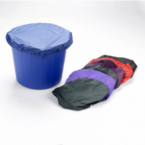 Bucket Stable Cover Black