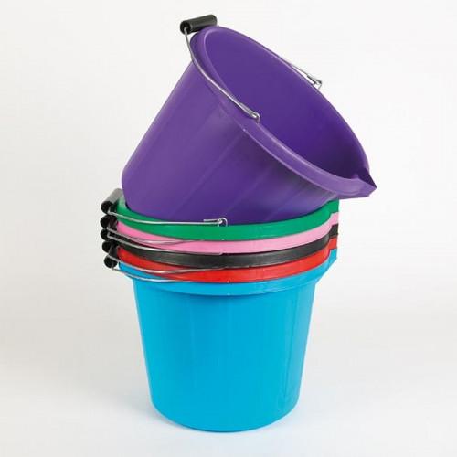 Stable Bucket Black
