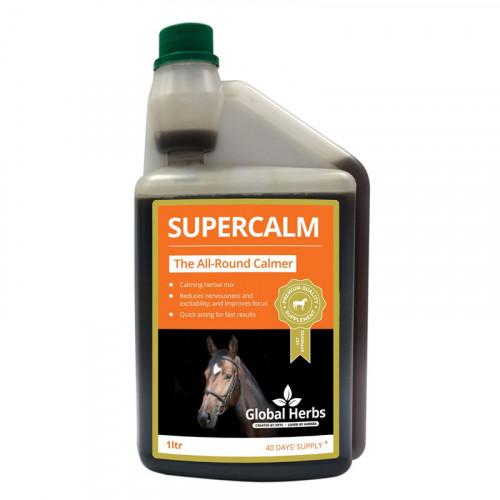 Global Herbs Super Calm Liquid 1 Litre