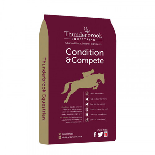 Thunderbrook Condition and Compete 20kg