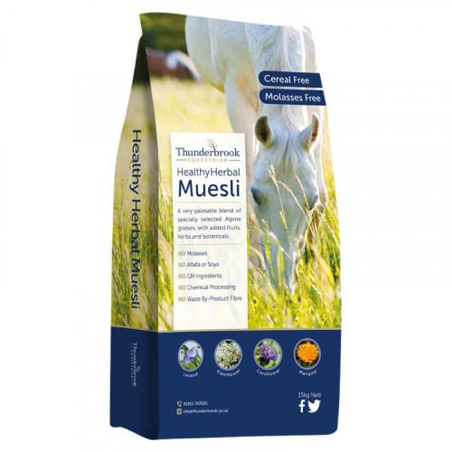 Thunderbrook Healthy Herbal Muesli 15kg