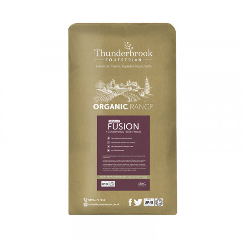 Thunderbrook Organic Fusion 15kg