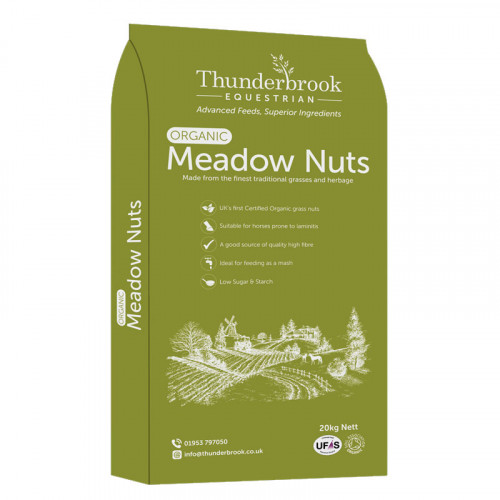 Thunderbrook Organic Meadow Nuts 20kg