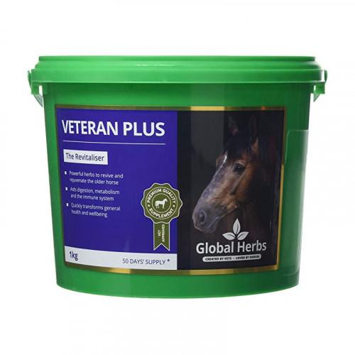 Global Herbs Veteran Plus 1kg