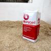 Burlybed Light Bedding Red Bag